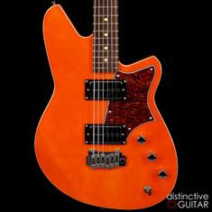 Reverend Descent H90 Baritone Rock Orange