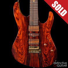 Suhr Modern 2016 Collection Cocobolo #46