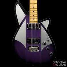 Reverend Billy Corgan Signature Purple Burst