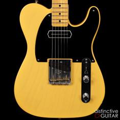 Fender Custom Shop 51 Telecaster Greg Fessler Masterbuilt Nocaster Butterscotch