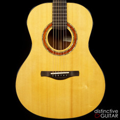 Randy Muth S-15 Acoustic Guitar Natural