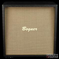 Bogner 4x12 Closed Back Cabinet Black