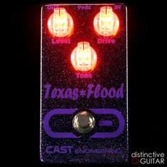 CAST Engineering Texas Flood Black / Purple Sparkle