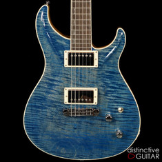 Roger Giffin Standard Hollow Blue Flame Top