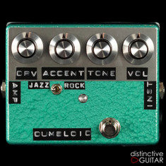 Shin's Music Dumbloid Special Overdrive Pedal Emerald Hammer
