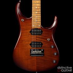 Ernie Ball Music Man JP15 John Petrucci Signature Sahara Burst Flame