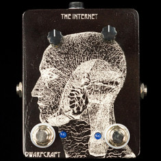Dwarfcraft The Internet Overdrive Custom Etched