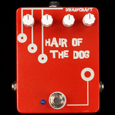 Dwarfcraft Hair of the Dog Bass Fuzz Custom Etched