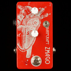 Dwarfcraft Zhago Clean Boost / Distortion / Fuzz Custom Etched