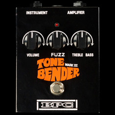 British Pedal Company Player MKIII Tone Bender