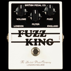 British Pedal Company Player Fuzz King
