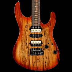 Suhr Custom Modern Natural Spalted Maple 25492