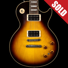 2004 Gibson Les Paul Slash Signature Limited VOS Tobacco Sunburst