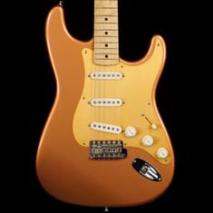 """1997 Fender Custom Shop """"Coppercaster' 1958 Reissue Stratocaster 1997 Copper"""
