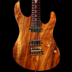 Suhr Custom Modern Set Neck Natural Koa / Cocobolo 21776