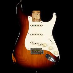 1998 Fender Custom Shop Cunetto Stratocaster Loaded Body Sunburst