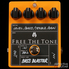 Free The Tone BB-2 Bass Blaster Overdrive