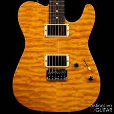 Tom Anderson Cobra Shorty TV Yellow Quilt