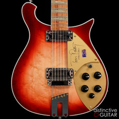 1996 Rickenbacker 660/12TP Tom Petty Signature Fireglo