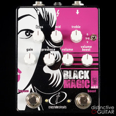Crazy Tube Circuits Black Magic MKII Overdrive