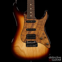 Suhr Custom Standard Brown Burst 28379