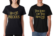 Couple T Shirt His Precious The Lord Valentine's Love Engagement