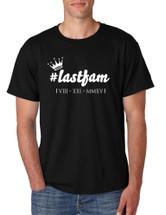 Men's T Shirt Lastfam Cool Trendy Tee Shirt