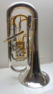 Sterling Virtuoso Euphonium Silver Plated with Gold Fittings