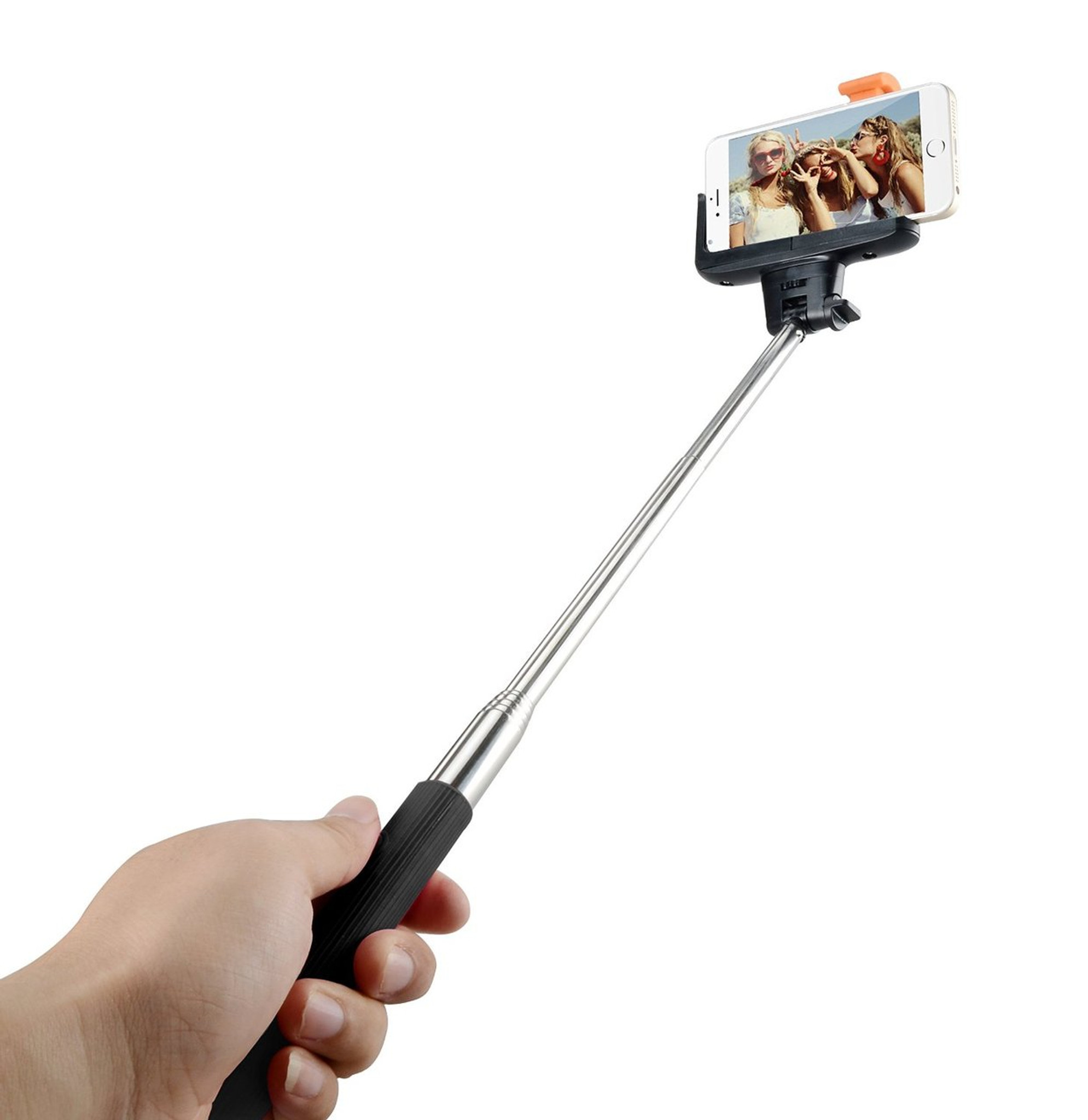 rolipod universal selfie stick with bluetooth in pakistan. Black Bedroom Furniture Sets. Home Design Ideas