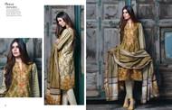 Orient Winter Khaddar Collection - Mint Mist - OTL-16-247-B