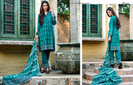Orient Winter Khaddar Collection - Paisley Block - OTL-16-239-B