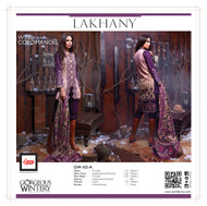 Gorgeous Wintery Collection 2016 by LSM - GW-102-A