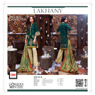 Gorgeous Wintery Collection 2016 by LSM - GW-101-B