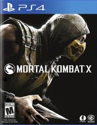Mortal Kombat X - PS4 Game