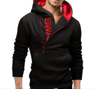 Swag Hoodie by Tee Tall - Black