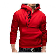 Swag Hoodie by Tee Tall - Red
