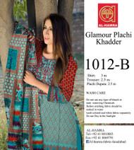 Al Hamra Glamour Plachi - 1012-B