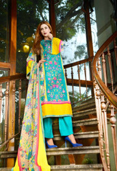Johra Embroidered Khaddar Vol 2 - ARE-74A