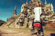 Tena Durrani Luxury Chiffon Design 2