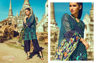 Tena Durrani Luxury Chiffon Design 3