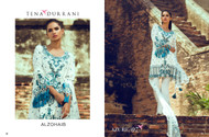 Tena Durrani Luxury Chiffon Design 7