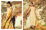 Tena Durrani Luxury Chiffon Design 9
