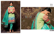 Mahrukh Embroidered Winter Collection - MW01