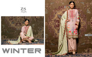 Mahrukh Embroidered Winter Collection - MW05