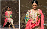 Mahrukh Embroidered Winter Collection - MW06