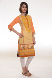 Maya Embroidered Kurti Collection Vol 1 MKC002