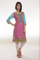 Maya Embroidered Kurti Collection Vol 1 MKC003