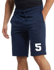 Fifth Avenue 5 Series French Terry Shorts - Navy Blue