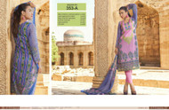 Irma Embroidered Chiffon and Lawn Design 353-A