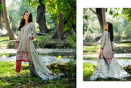 Al Zohaib Premium Printed Lawn Collection Design PS-04B